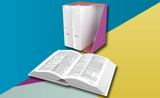 Van Dale Groot woordenboek van de Nederlandse taal XV