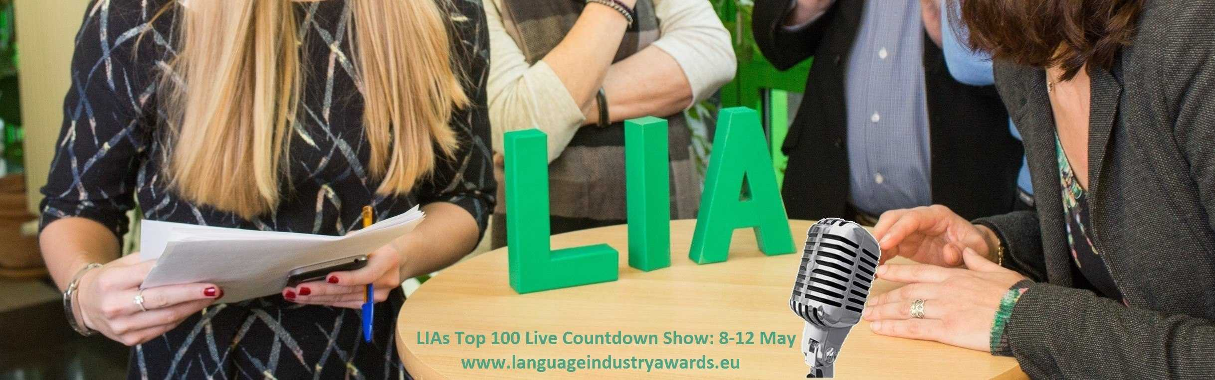 LIAs Top 100 Live Countdown Show